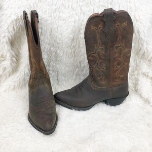Justin Boots western cowgirl